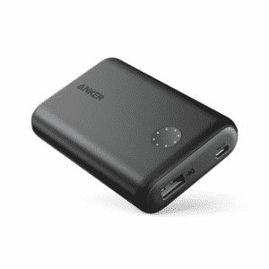 Anker PowerCore II 10000 Power Bank - Black