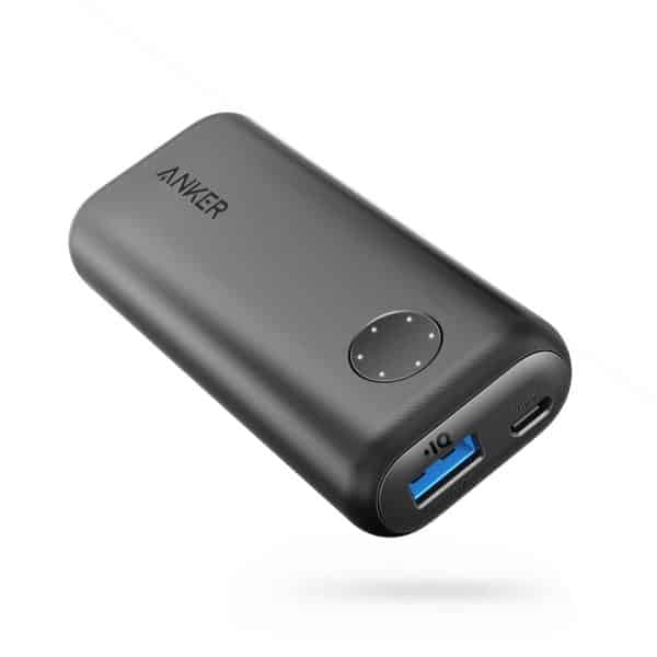 Anker PowerCore II 6700 Power Bank - Black