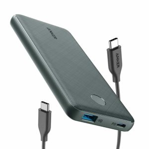 Anker PowerCore Slim 10000 PD Power Bank - Green