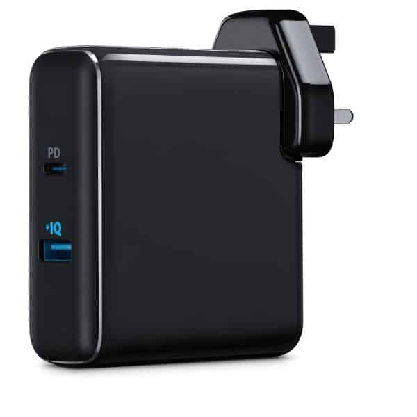 Anker PowerCore Fusion 5000 Power Delivery - Black