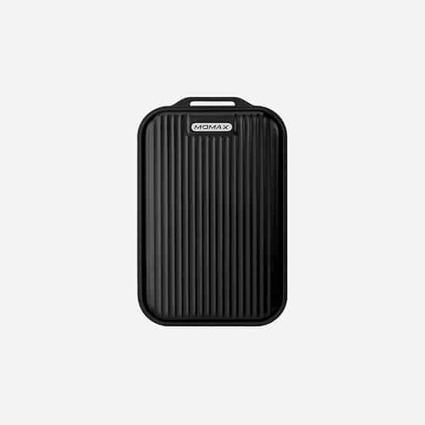 MOMAX iPower GO Mini 5 External Battery Pack (10000mAh) - Black