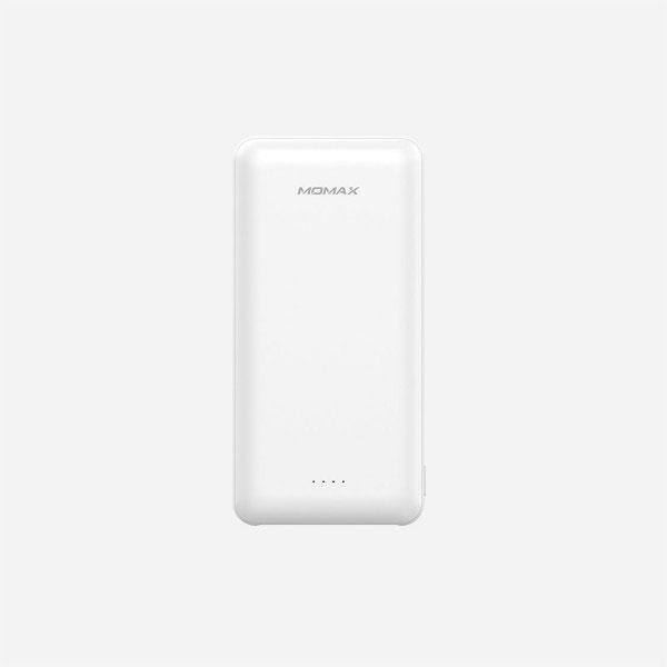 MOMAXiPower Minimal PD3 External Battery Pack 20000mAh White