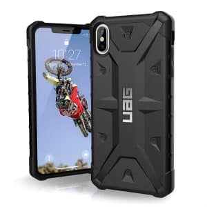 UAG Pathfinder Series Case for iPhone XS Max Black