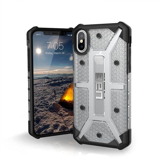 UAG Plasma Series Case for iPhone X/Xs - Ice