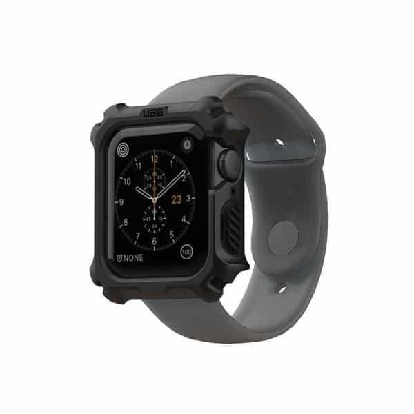 UAG Watch Case for Apple Watch 44mm - Black