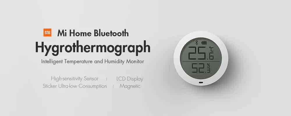 Xiaomi Mi Home Bluetooth Hygrothermograph