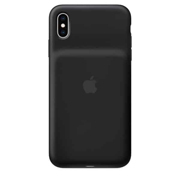 Apple iPhone XS Max Smart Battery Case Black