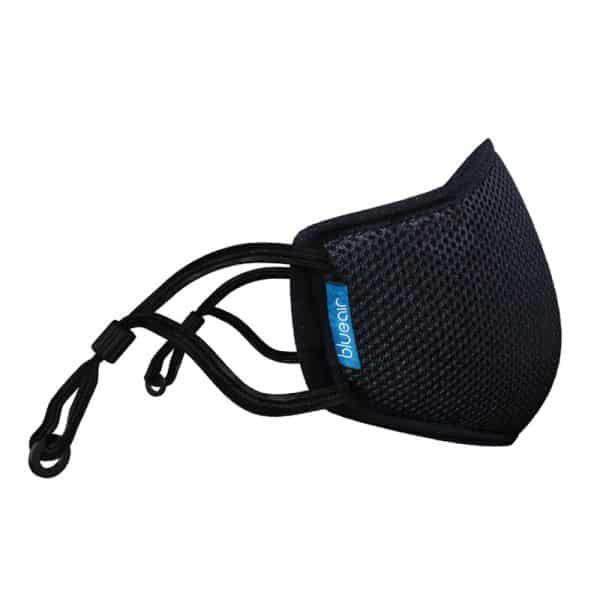 BlueAir Reusable Face Mask 1+ - Black