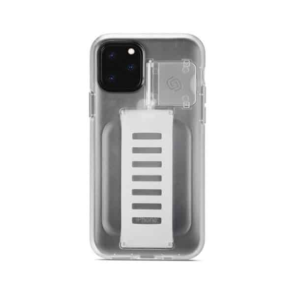 Grip2u BOOST Case with Kickstand for iPhone 11 Pro – Clear