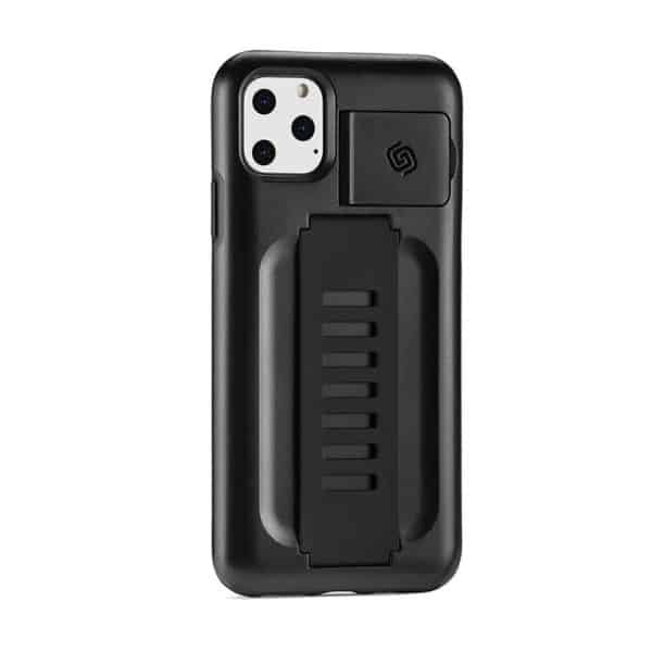 Grip2u BOOST Case with Kickstand for iPhone 11 Pro Max Charcoal