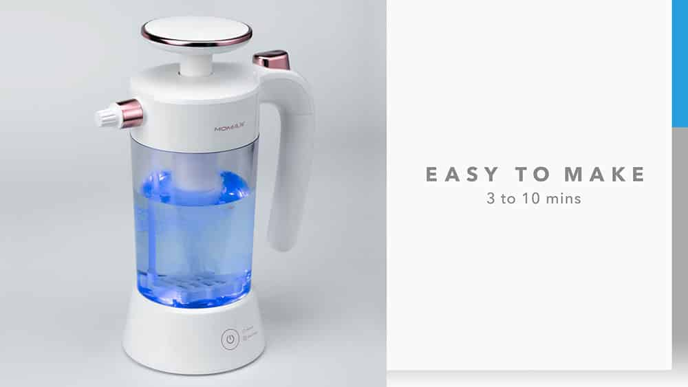 MOMAX Clean-Jug Homemade Disinfectant Machine Easy to Make 3 to 10 mins