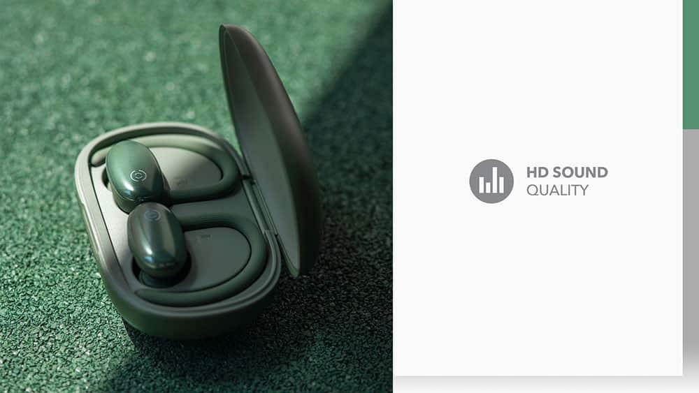 MOMAX JOYFIT True Wireless Bluetooth Earbuds HD Sound Quality