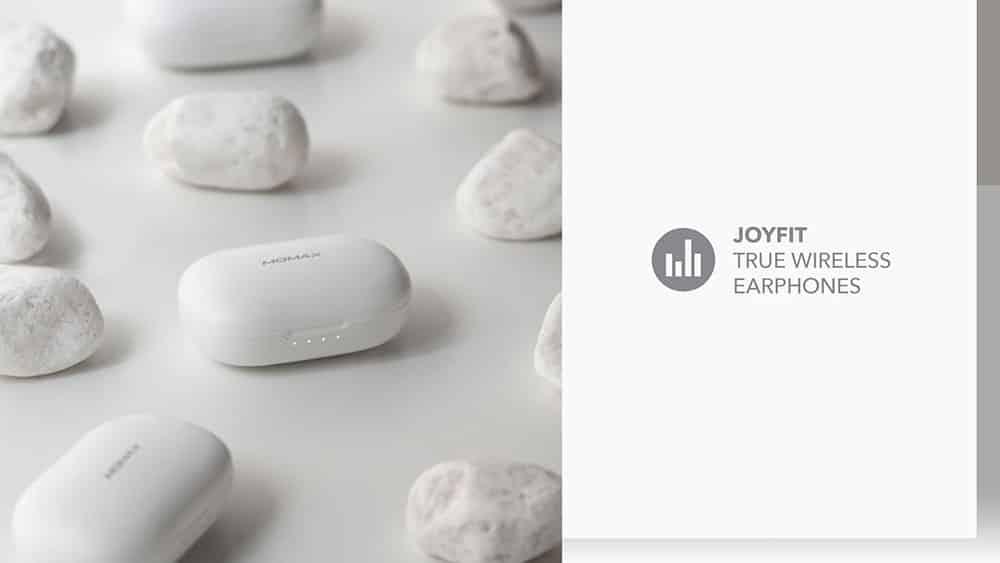 MOMAX JOYFIT True Wireless Earphones