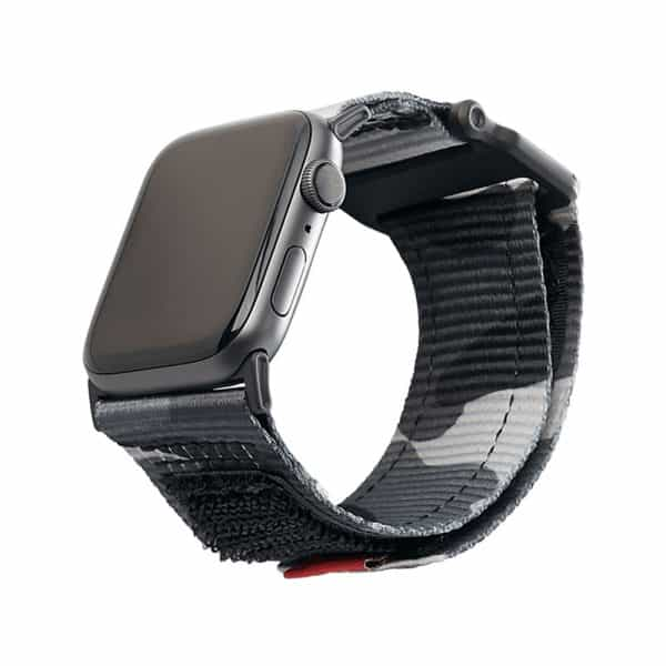 UAG Active Watch Strap for Apple Watch 44mm/42mm - Midnight Camo