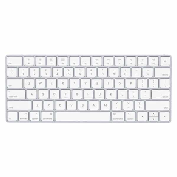 Apple Magic Keyboard US English Silver