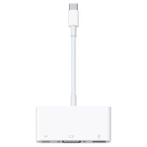 Apple USB-C VGA Multiport Adapter White