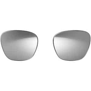 BOSE Frames Lens Collection Alto M/L Style Mirrored Silver