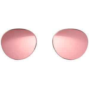BOSE Frames Lens Collection Rondo Style Mirrored Rose Gold