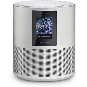 Bose Home Speaker 500 with Alexa voice control built-in Luxe Silver