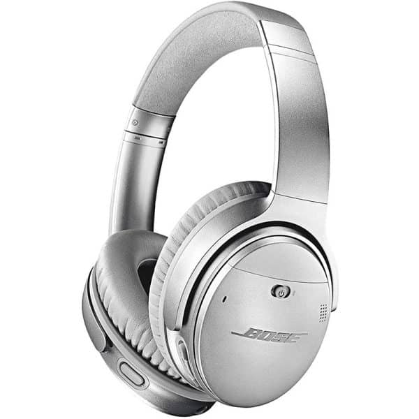 BOSE QuietComfort 35 II Wireless Bluetooth Headphones Silver