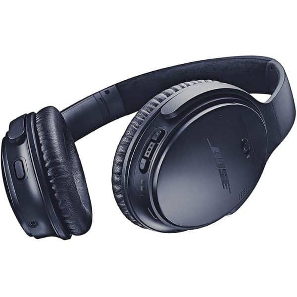 BOSE QuietComfort 35 II Wireless Bluetooth Headphones Triple Midnight Blue