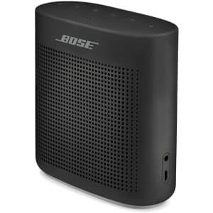 BOSE SoundLink Color II Bluetooth Speaker - Soft Black