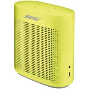 BOSE SoundLink Color II Bluetooth Speaker - Yellow Citrus