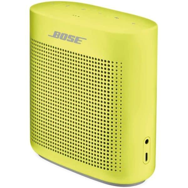 BOSE SoundLink Color II Bluetooth Speaker - Yellow Citrus