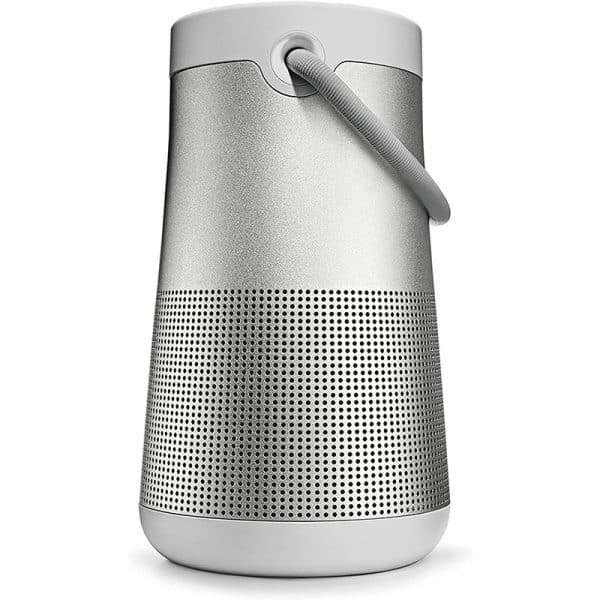 BOSE SoundLink Revolve+ Bluetooth 360 Speaker Lux Silver