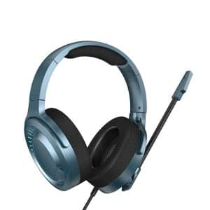 Baseus GAMO Immersive Virtual 3D Game Headphone - Blue
