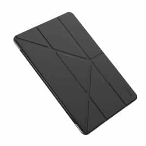 Baseus Jane Y-type Leather Case Tablet Cover for iPad 10.2 inch 2019 - Black
