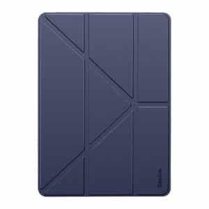 Baseus Jane Y-type Leather Case Tablet Cover for iPad 10.2 inch 2019 Blue