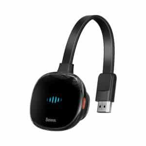 Baseus Meteorite Shimmer Wireless Display Adapter Black