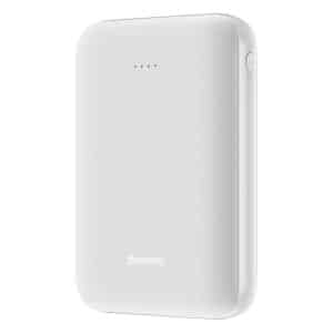 Baseus Mini JA Power Bank 10000mAh White