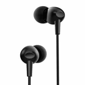 HAVIT Wired In-Ear Earphone E48P - Black