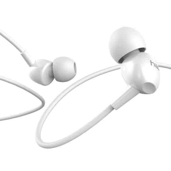HAVIT Wired In-Ear Earphone E48P - White