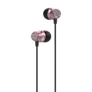 HAVIT Wired In-Ear Earphone E72P - Pink