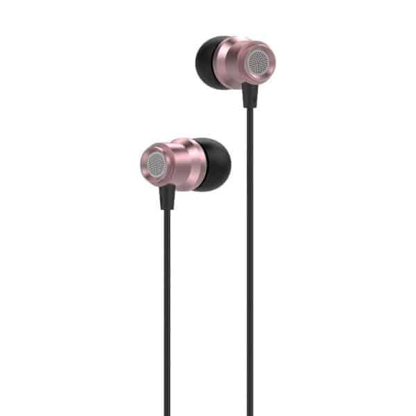 HAVIT Wired In-Ear Earphone E72P - Pink