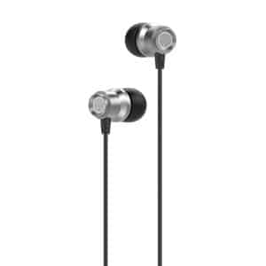 HAVIT Wired In-Ear Earphone E72P - Silver