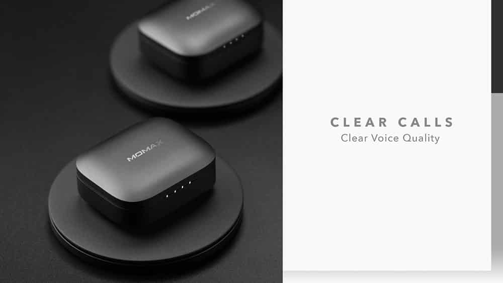 Clear Calls Clear Voice Quality