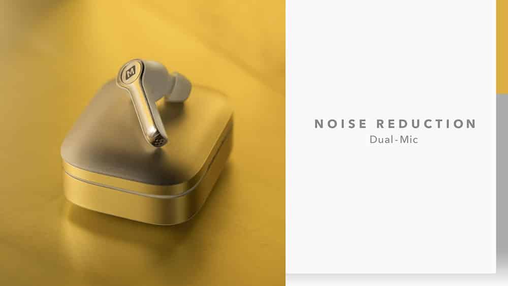 Noise Reduction Dual-Mic