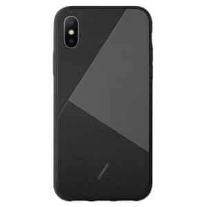 Native Union Clic Marquetry Case for iPhone XS Max Black