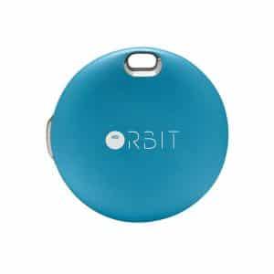 Orbit Bluetooth Key Finder Azure