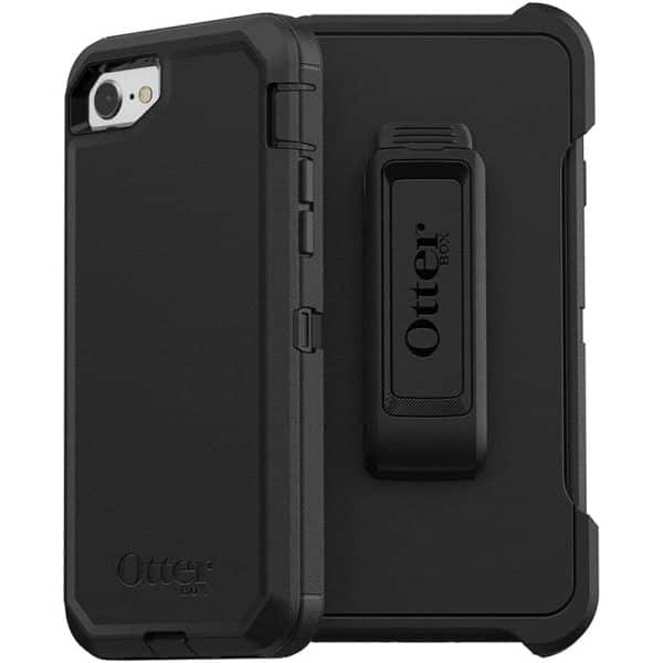 OtterBox Defender Series Case for iPhone 7 & 8 Black