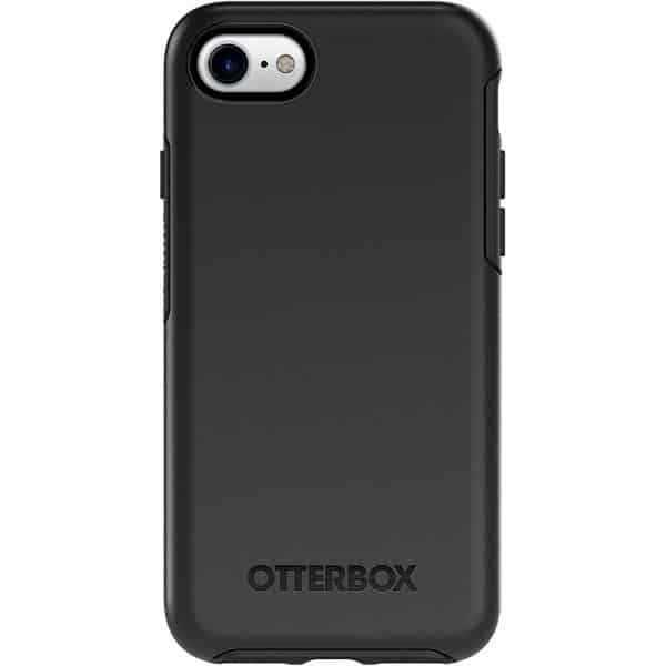 OtterBox Symmetry Series Case for iPhone SE, 7 & 8 Black