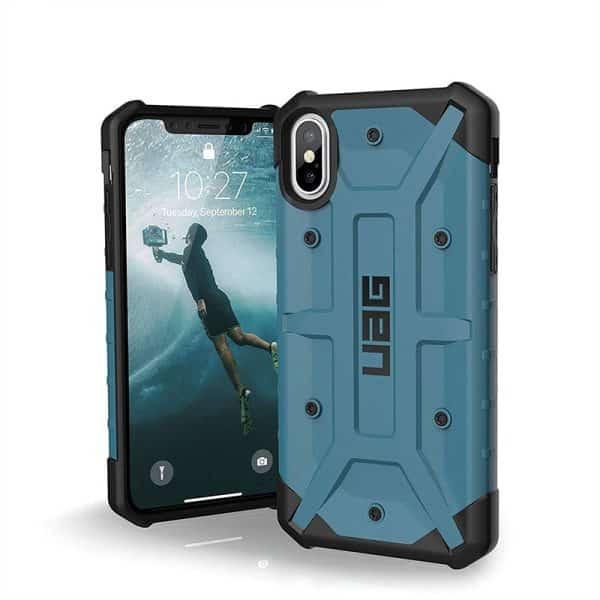 UAG Pathfinder Series Case for iPhone X/Xs - Slate