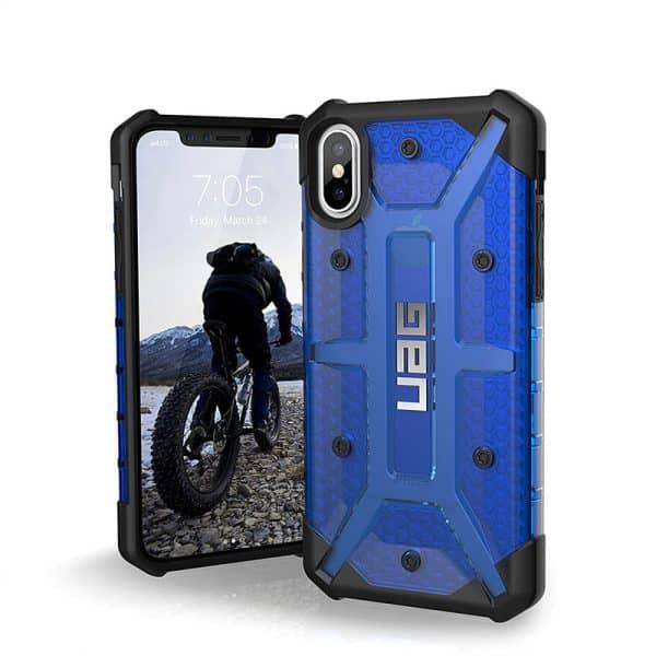 UAG Plasma Series Case for iPhone X/Xs - Cobalt