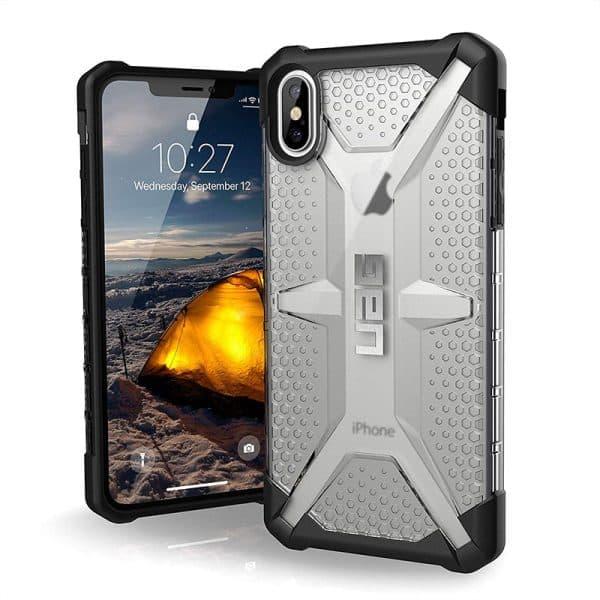 UAG Plasma Series Case for iPhone XS Max Ice