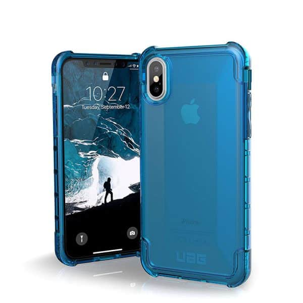 UAG Plyo Series Case for iPhone X/Xs - Glacier