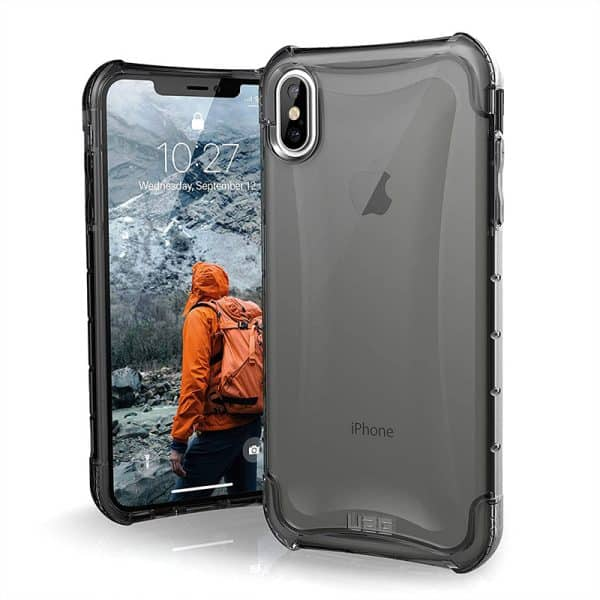UAG Plyo Series Case for iPhone XS Max Ash